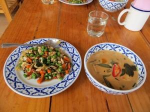 Thai Farm dishes