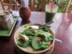 Blue Diamond Thai veggie soup